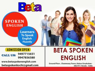 BETA SPOKEN ENGLISH