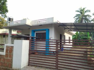 2 Houses for For Rent at Pariyaram Med. College,