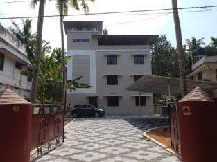 ZARINES – 2BHK Apartment for rent – Kaniyapuram