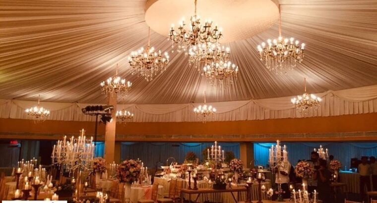Christian Wedding Decorations in Kottayam, Kerala