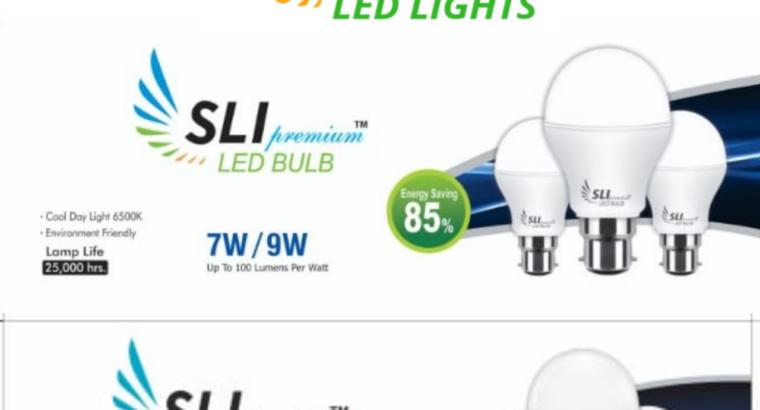 SLI premium led lamps