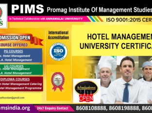 PIMS Hotel Management Courses