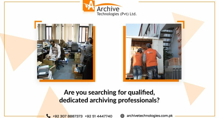 Archive Technologies – Records Management Company