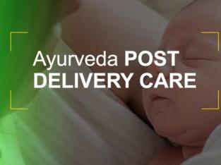 Prasava Raksha / Delivery care Ayurveda home consu