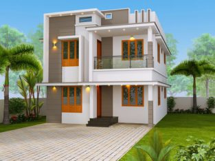 NEW VILLA FOR SALE @CHENKOTTUKONAM ,KARYAVATTOM