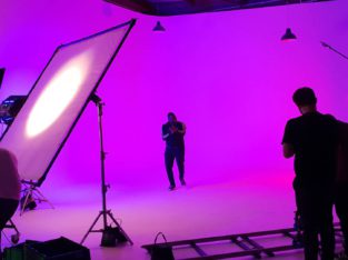 FILM STUDIO, MUSIC VIDEO & PHOTO STUDIO HIRE