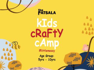 Kids Crafty Camp
