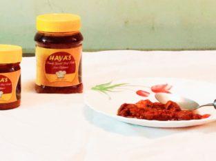 Haya's pickle