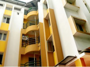 2 BHK flat for rent at north fort, Thripunithura