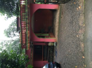 28 cent land including house for sale in Pullad, d