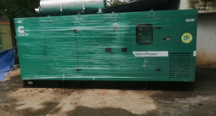 Hindustan diesels.The generator people