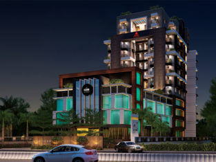 2,3BHK Luxury Flat for Sale in Trivandrum