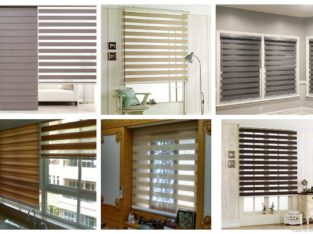 PVC Blind and Zebra Blind Work