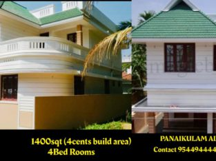 4BHK house for sale in panaikulam ,Aluva