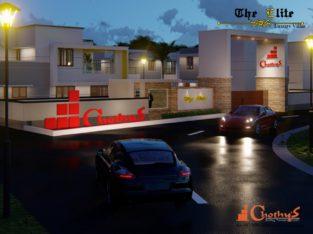 Villas Near Science Park Trivandrum 9037317017