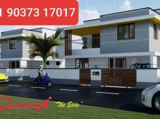 Villas Near TECHNO CITY TRIVANDRUM 9037317017