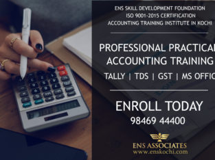 Best Accounting Training Institute in Kochi, Kera