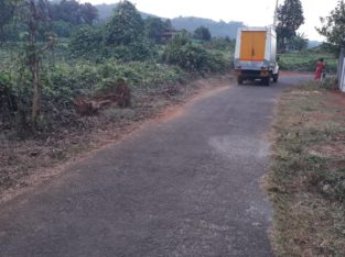 Land for sale in Desamangalam, Thrissur