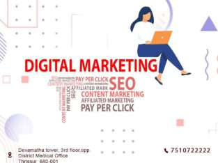 Digital Marketing Thrissur | Excellence Group