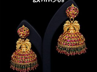 Buy Gold Earrings Online in Latest Designs