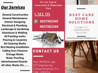 Nest care home solutions