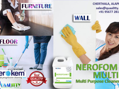 Cleaning Chemicals Distributor in Kerala