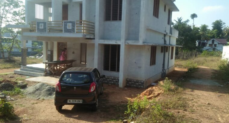 House for sale at Changanacherry