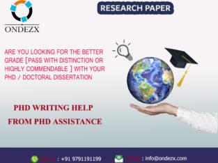 Phd help phd Assistasnce phd Research