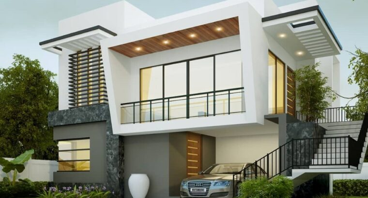 We build your dream homes with branded materials