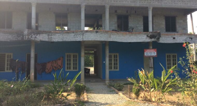 poovar boat club with building for rent