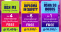 Exciting Offers On Safety Courses