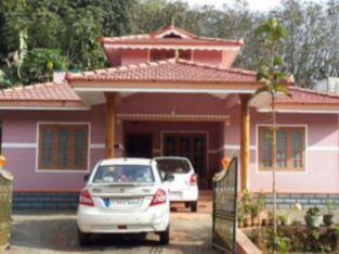 Villa with one Acre rubber plantation for Sale