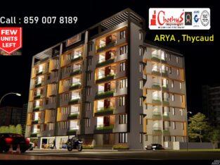 2 bhk & 3 bhk Luxury Apartments near Thampanoor