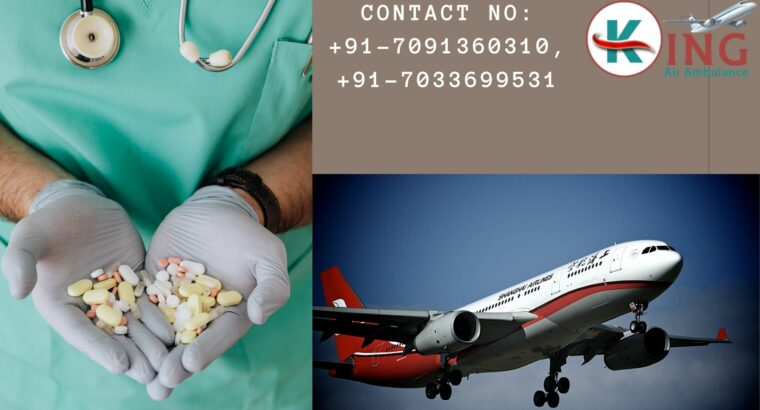 Pick India No-1 Air Ambulance Service in Patna