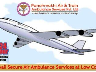 Avail Air Ambulance Service in Bangalore