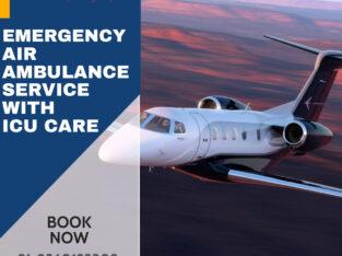 Super Effective Air Ambulance Service in Guwahati