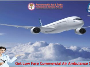 Avail Air Ambulance in Ranchi with ICU