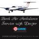 Take World-Class Air Ambulance Service in Kolkata