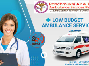 Ambulance Service in Model Town by Panchmukhi