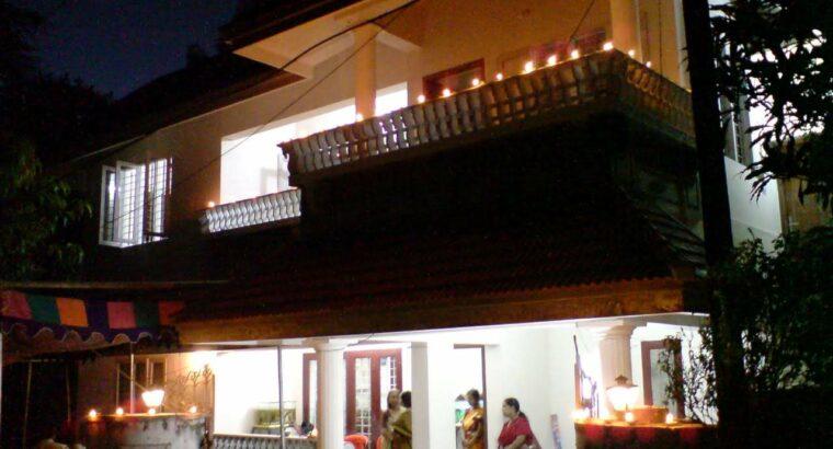 2 Bhk 1350 sq ft Ground Floor in Thrikakara for Re