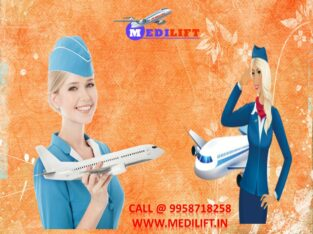 Medilift Air Ambulance Services in Ranchi