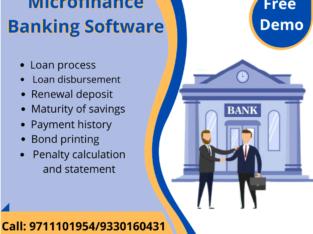 Free Demo-Microfinance Banking Software in Kerala