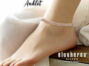 Silver Padasaram   Buy Silver Anklets Online